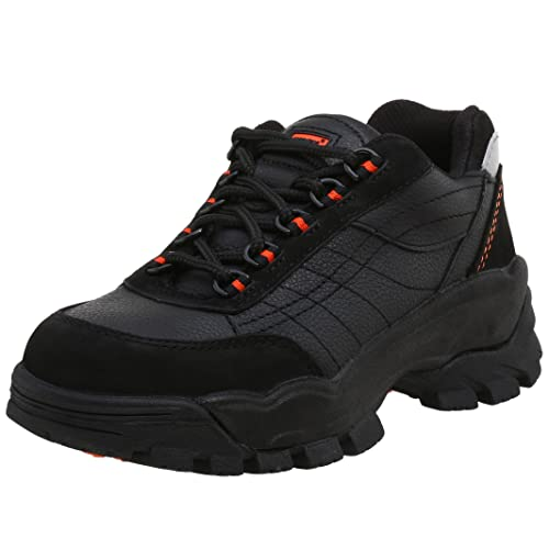 3cb611825a8 Amazon.com | WORX by Red Wing Shoes Women's 5505-1 Black Steel Toe ...