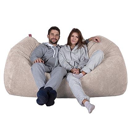 Lounge Pug Pom Pom Giant Bean Bag Sofa Beanbag Sofa Uk