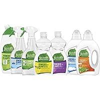 Seventh Generation Schoon Huis pakket 7-delig - Toiletreiniger, Badkamerreiniger, Allesreiniger, Afwasmiddel en…