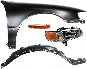 96 97 Honda Accord Signal Lamp Assembly Front RIGHT PASSENGER HO2531116 1996