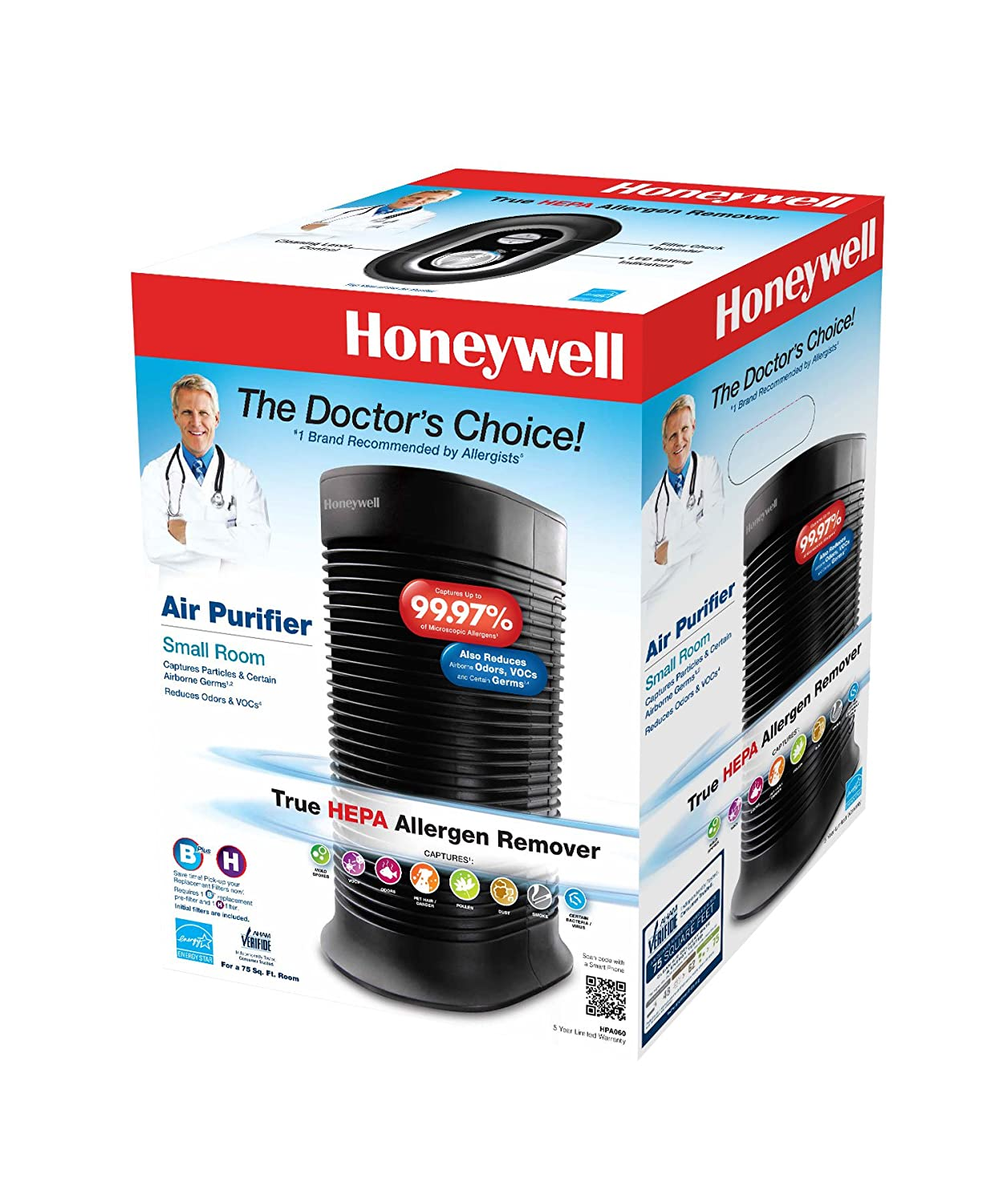 honeywell hpa060 review