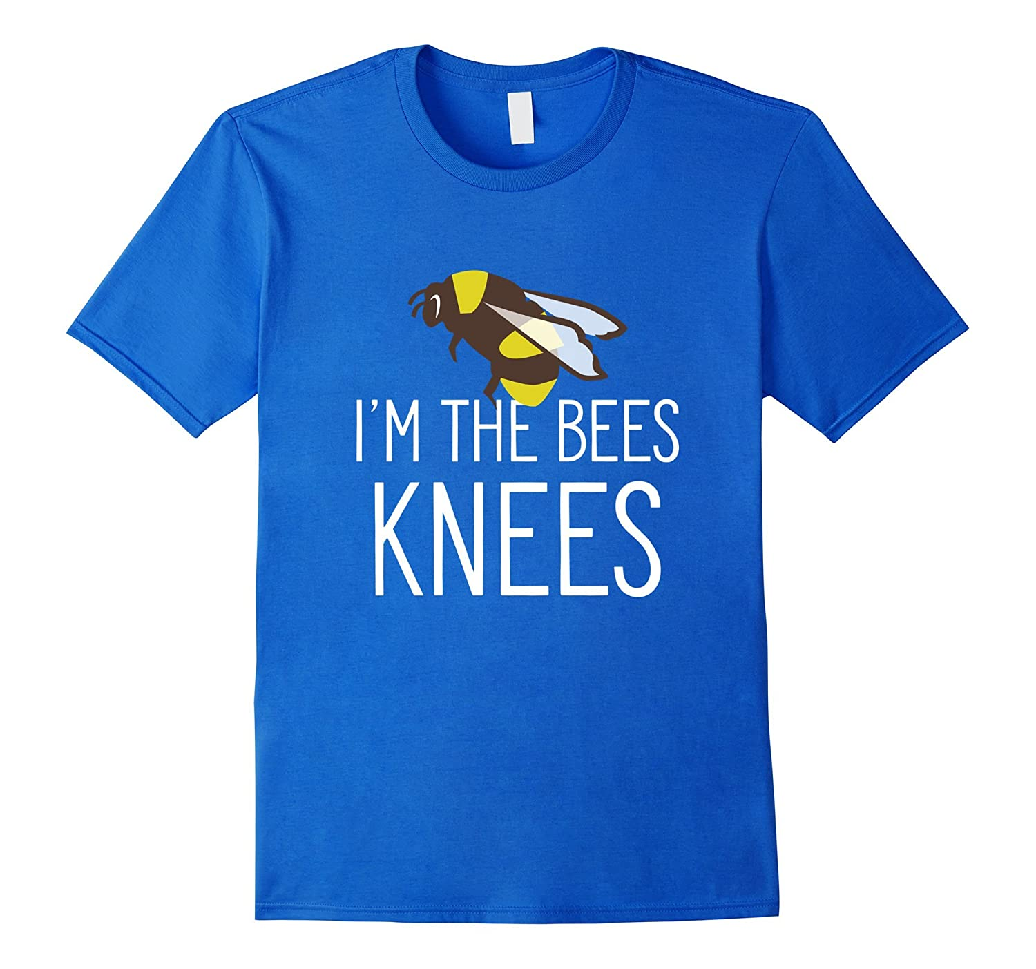 I'm The Bee's Knees Funny Bee Lover Honey Beekepeer T-Shirt