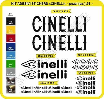SC KIT decalcomanie//adesivi//stickers CINELLI Mod