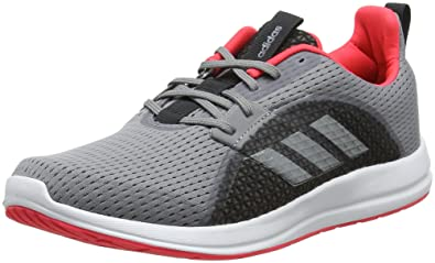 best service 14edd 61be8 adidas Damen Element V Laufschuhe Grau Grey ThreeShock Red 0, 36 2
