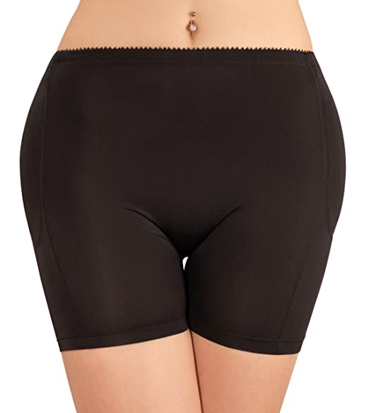 bdb2a5d93b SodaCoda Grand Hip   Butt Enhancer - Heavy - Panties with 4 Removable  Silicone Pads (
