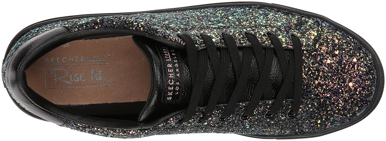 Skechers Women's Side Street-Awesome Sauce Sneaker B075ZYR3DW 9 M US Bbk