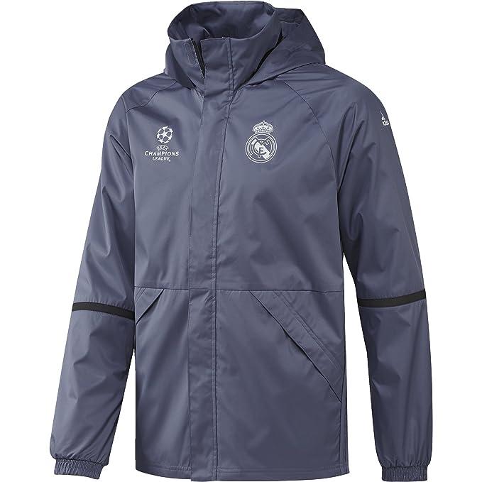Adidas Allw Eu Madrid Cf Jk Herren JackeAufschriftReal 8nPN0kXwO