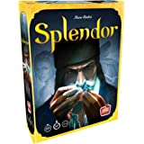Splendor Board Game (Base Game) | Family Board Game | Board Game for Adults and Family | Strategy Game | Ages 10+ | 2 to 4 pl