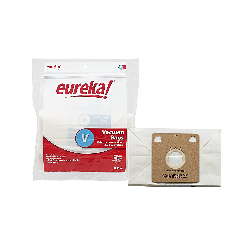 Eureka 52358B-6 Disposable Dust Bags Type V EUREKA COMPANY