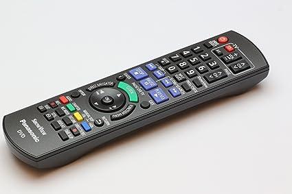 Panasonic - Mando a distancia para grabador de DVD DMR-EX93C, DMR-EX84C, DMR-Ex 93 CEG: Amazon.es: Electrónica