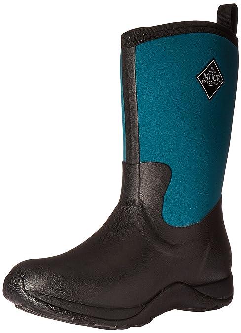 Para De Arctic Agua shade Muck Botas Mujer Boots Negro Weekend xw1q1CYI