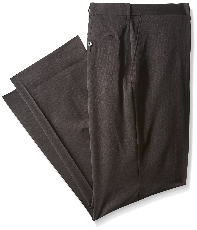 Haggar Men's Big-Tall Performance Heather Pinstripe Suit Separate Pant Haggar Men' s Tailored HY90266