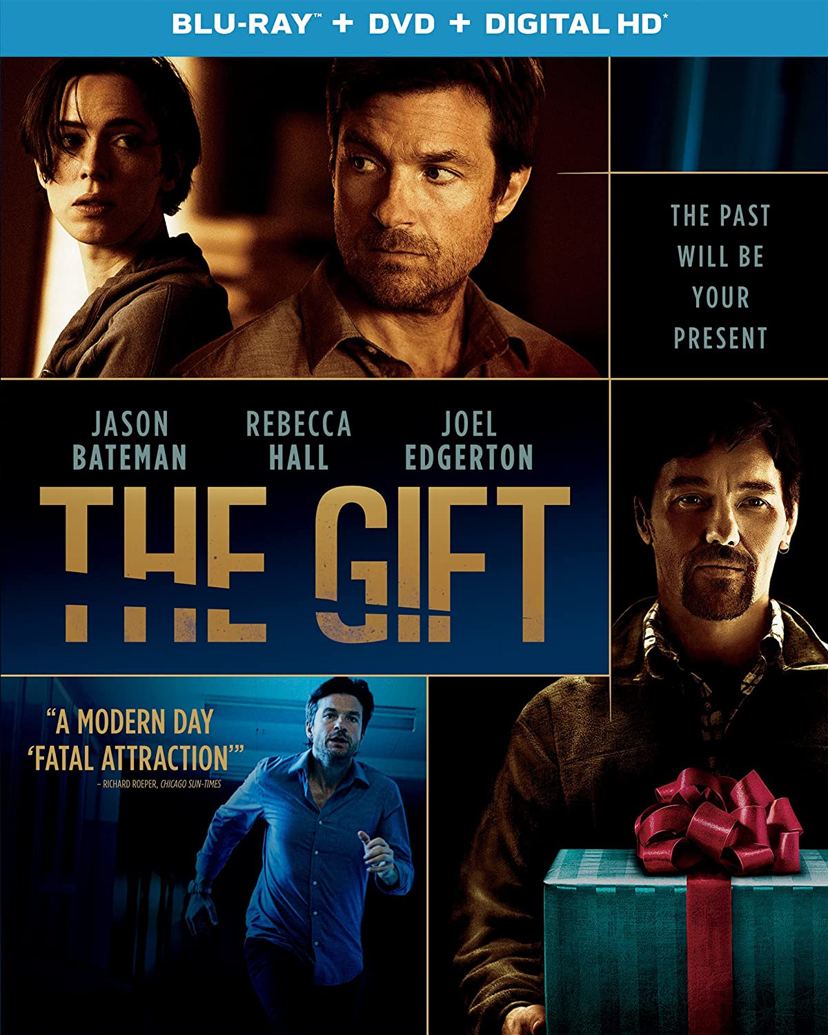 Amazon.com: The Gift (Blu-ray + DVD + DIGITAL HD with Ultraviolet ...