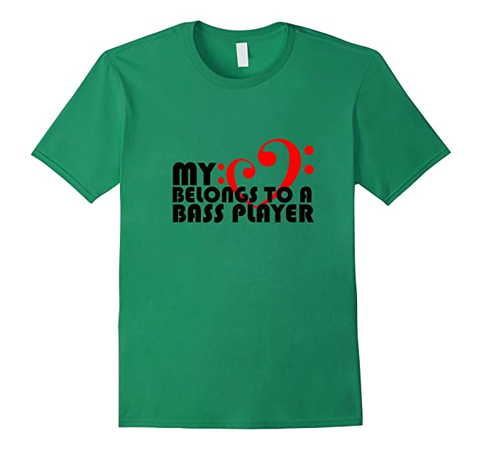 Amazon Com Funny Bass Player Lover Quotes Gift Music T Shirt Clothing