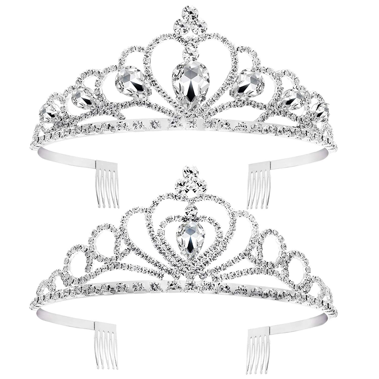 headpiece hair accessories bridal tiara accessory Silver crown silver color dresscode wedding wreath gift for girl berries in snow