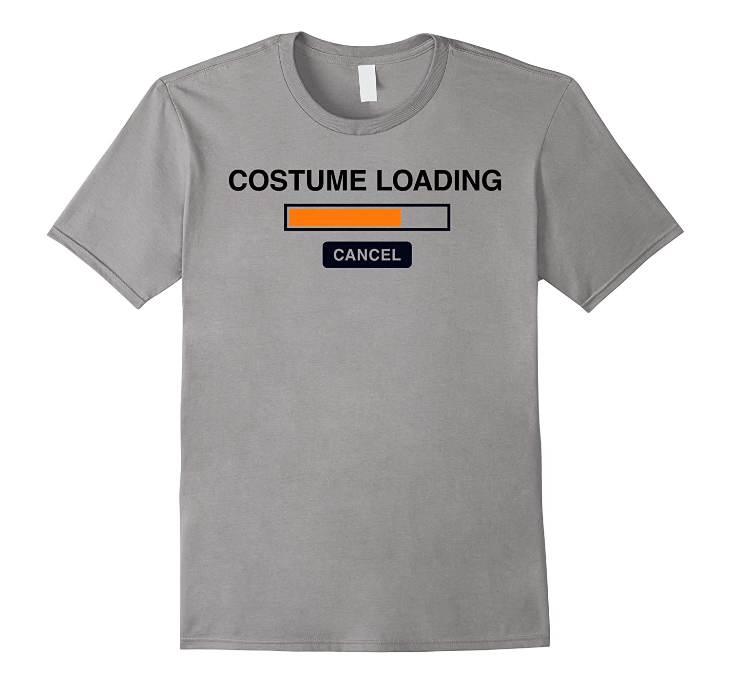 Costume Loading Halloween T-Shirt