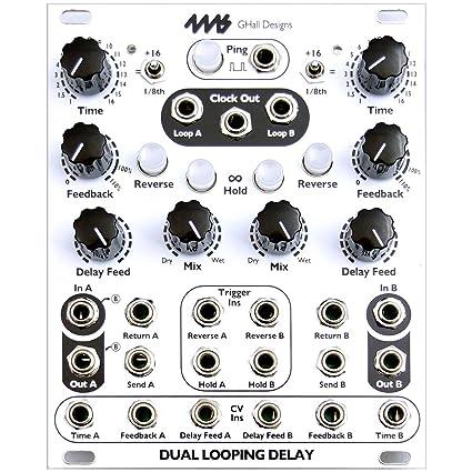 Amazon com: 4ms Company Dual Looping Delay: Electronics