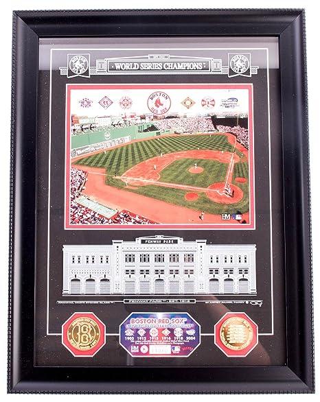 f3264798082 Amazon.com   AUTHENTIC APPAREL MLB - Boston Red Sox World Champions ...