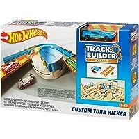 Hot Wheels Track Builder Custom Turn Kicker Playset