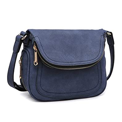 4ae08c5930 Lady Lightweight Crossbody Bags for Women Small Crossbody Purses Travel Bags  Soft Shoulder Bags Vegan Leather