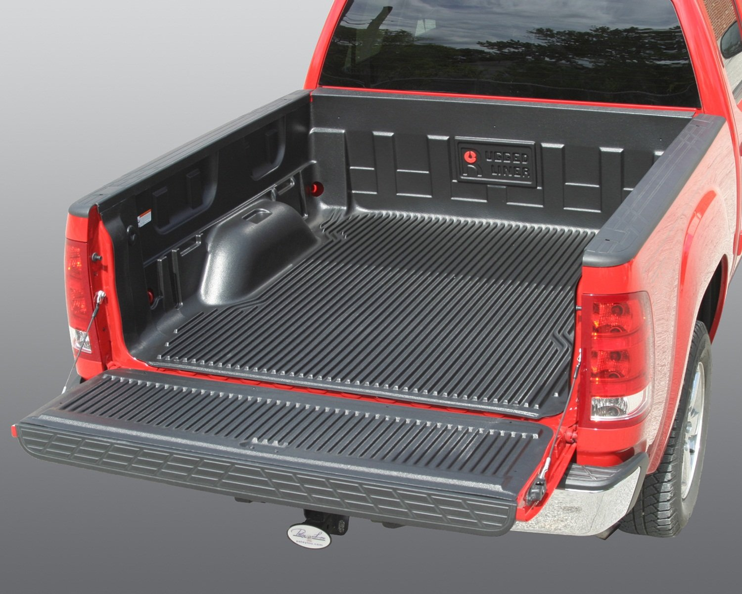 Lgdy Kl Sl on 1997 Dodge Ram 1500 Tailgate