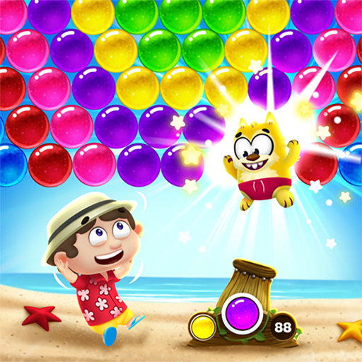 Beach Pop - Beach Games Bubble Shooter Games! (Best Bubble Shooter Game Android)