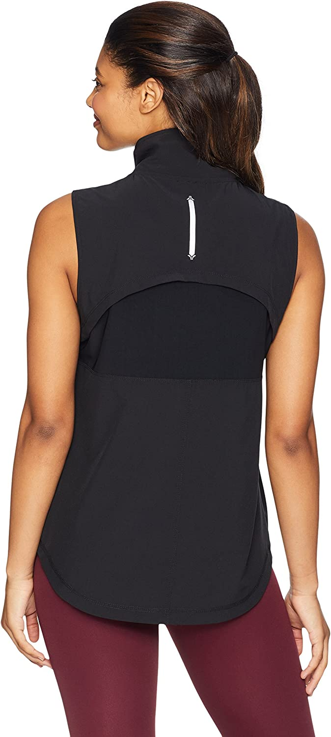 Nanette Lepore Womens Rouched Side Vest