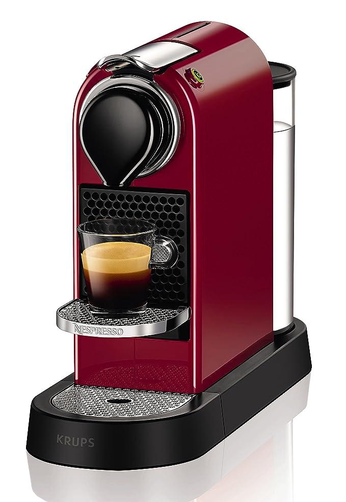 Nespresso Krups - Cafetera monodosis de cápsulas Nespresso