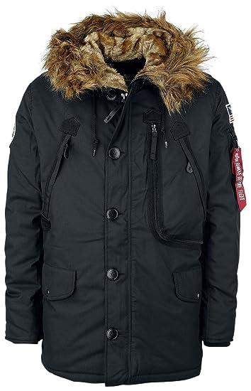 ddb501a0c Alpha Industries Men's Polar Jacket Parka