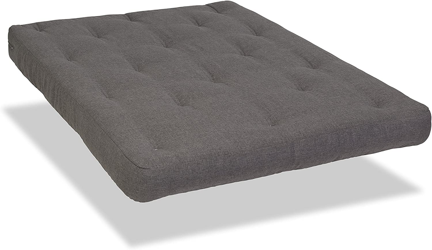 Serta Cypress Double Sided Innerspring Futon Mattress Marmor Queen Made in the USA