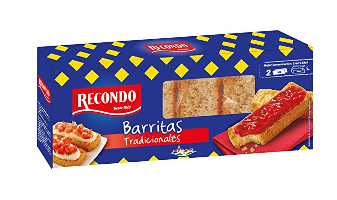 Recondo - Barritas De Pan