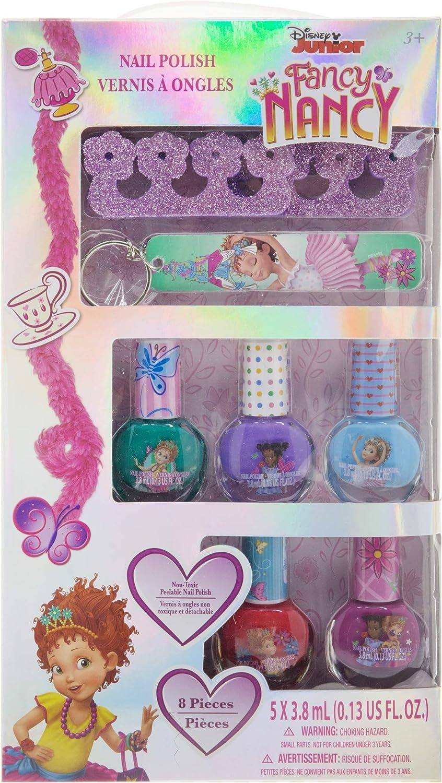 Amazon.com: Fancy Nancy - Esmalte de uñas (5 unidades ...