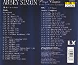 Abbey Simon Plays Chopin: Etudes and Waltzes