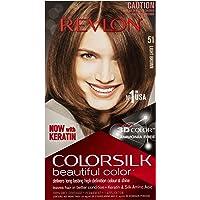 COLORSILK tinte #51-castaño claro