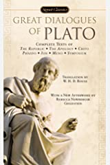Great Dialogues of Plato Mass Market Paperback