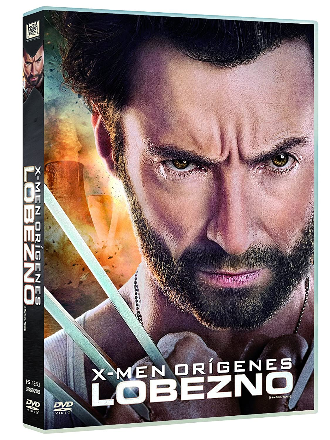 X-Men Orígenes: Lobezno [DVD]: Amazon.es: Hugh Jackman, Ryan Reynolds, Liev Schreiber, Dominic Monaghan, Lynn Collins, Danny Huston, Gavin Hood, Hugh Jackman, Ryan Reynolds: Cine y Series TV