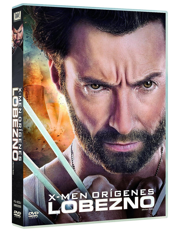 X-Men Orígenes: Lobezno [DVD]: Amazon.es: Hugh Jackman, Ryan Reynolds, Liev Schreiber, Dominic Monaghan, Lynn Collins, Danny Huston, Gavin Hood, Hugh Jackman, Ryan Reynolds: Cine y Series TV