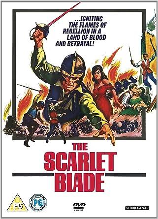Scarlet Blade Ads