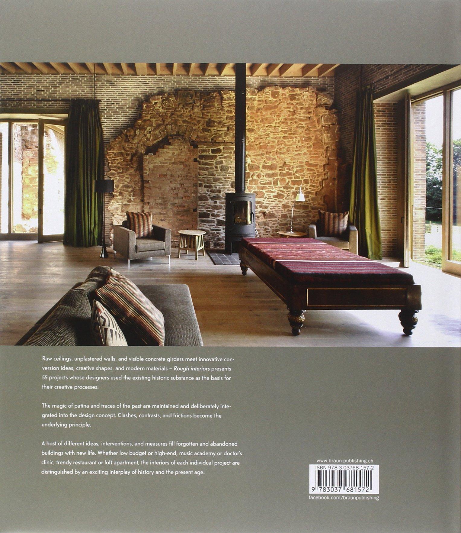 Rough Interiors: Sibylle Kramer: 9783037681572: Amazon.com: Books