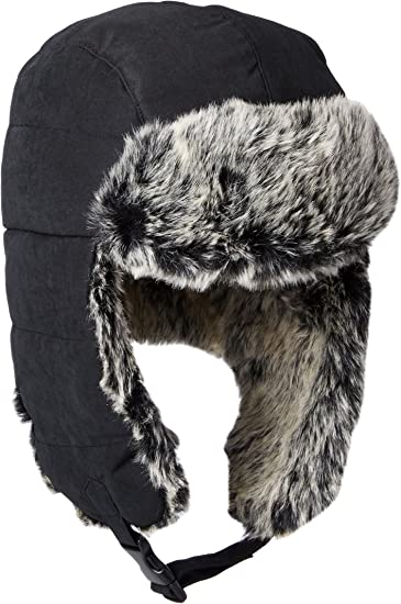 Dockers Mens Winter Warm Trapper Hat Cold Weather Hat
