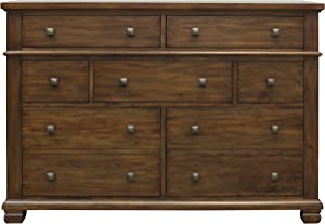 Martin Furniture Dresser, Brown