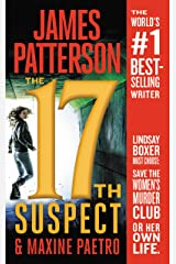 The 17th Suspect (Women's Murder Club) Kindle Edition