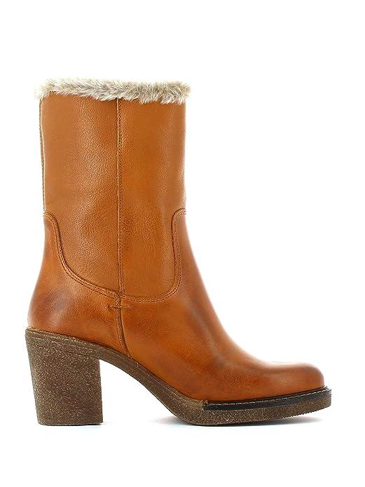 Carmela 065883 Botín de Mujer 065883 Piel Mujer: Amazon.es: Zapatos y complementos
