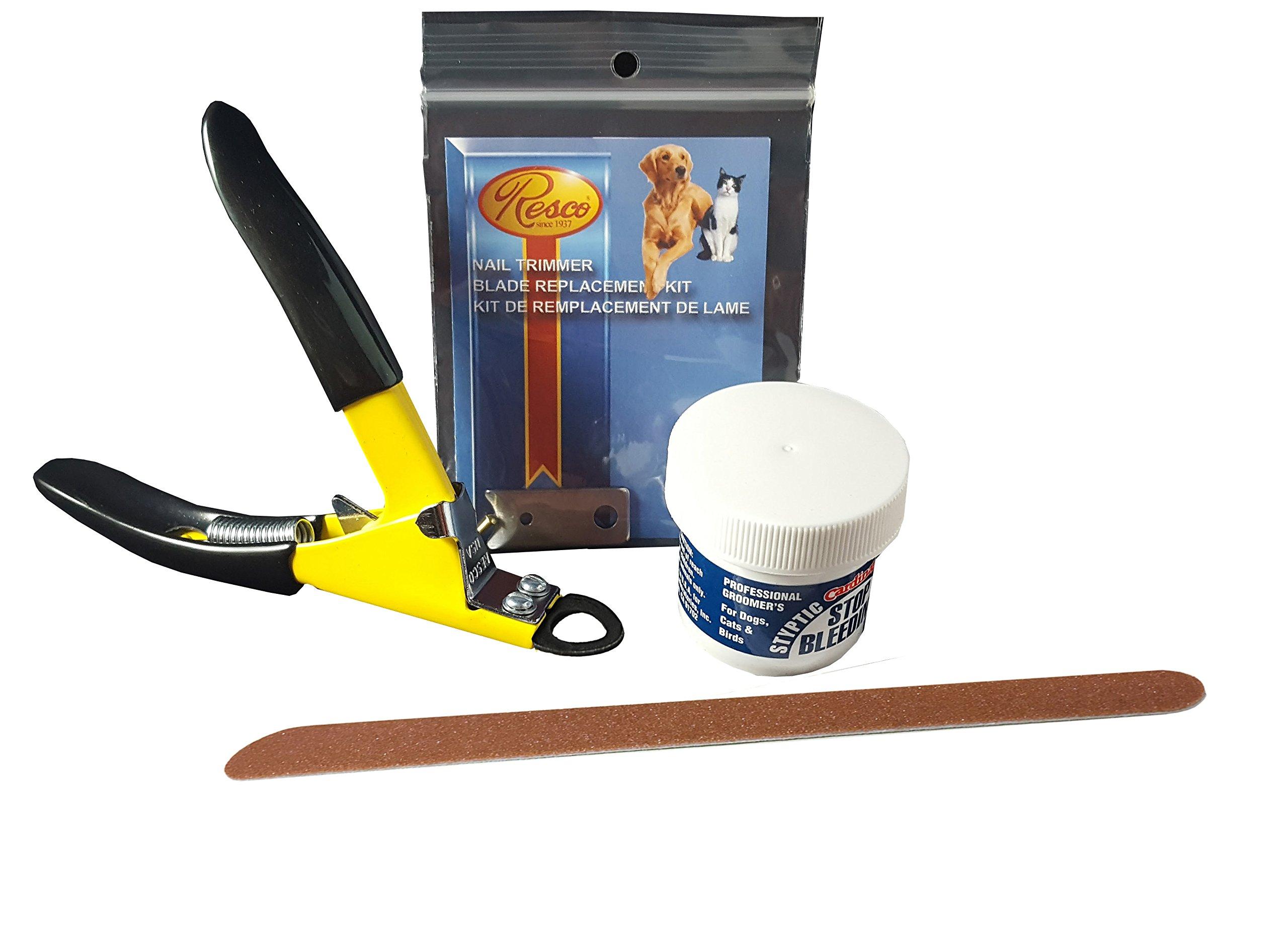 Resco Professional Nail Grooming Kit, Large