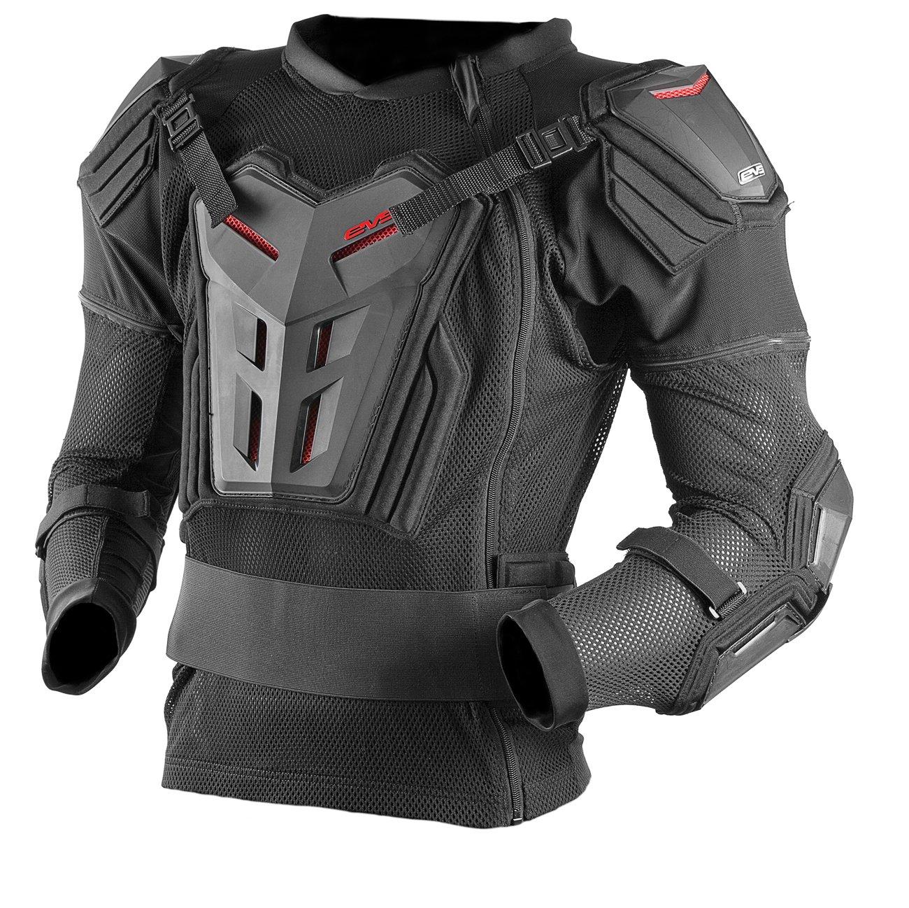 Ce Version Black, Small EVS Sports Unisex-Adult Comp Suit