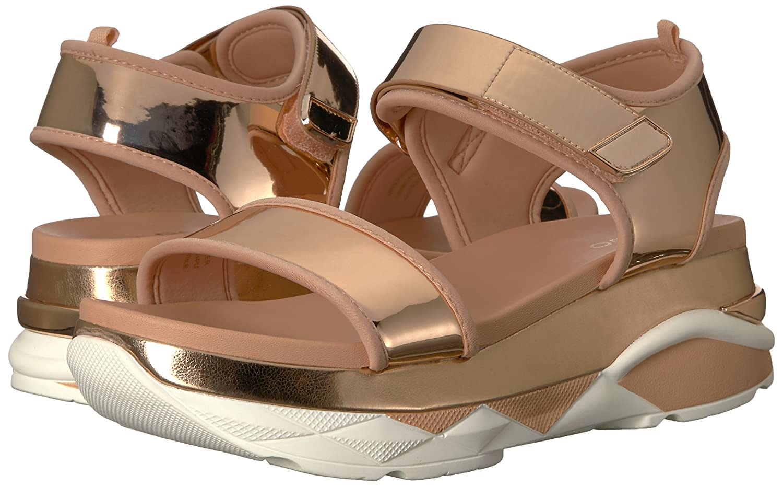 ALDO Women's Zarella. Sport US Metallic Sandal B0791RGQCB 6 B(M) US Metallic Sport Miscellaneous e9771f
