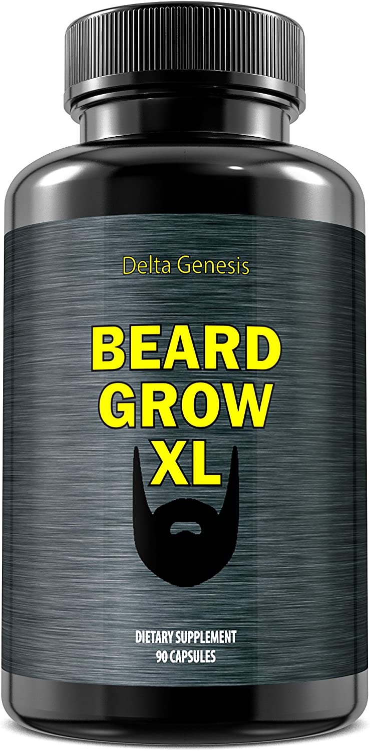 Beard Growing Products, Beard Grow XL