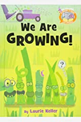 We Are Growing! (Elephant & Piggie Like Reading!) Hardcover