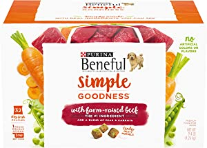 Purina Beneful Simple Goodness Adult Dry Dog Food