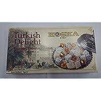 Delicias turcas Con avellana, Pistacho, coco 500 g.